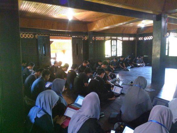 Intellectual Camp VI Oleh UKM RITMA